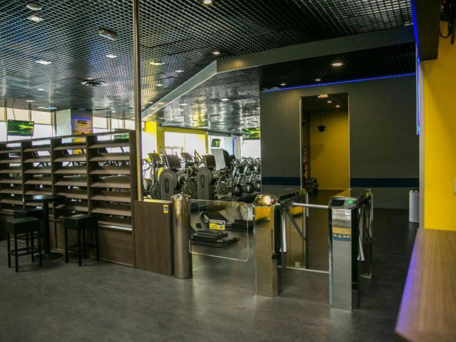 Fitness Park Auchan Saint Loup Marseille Tarifs Avis
