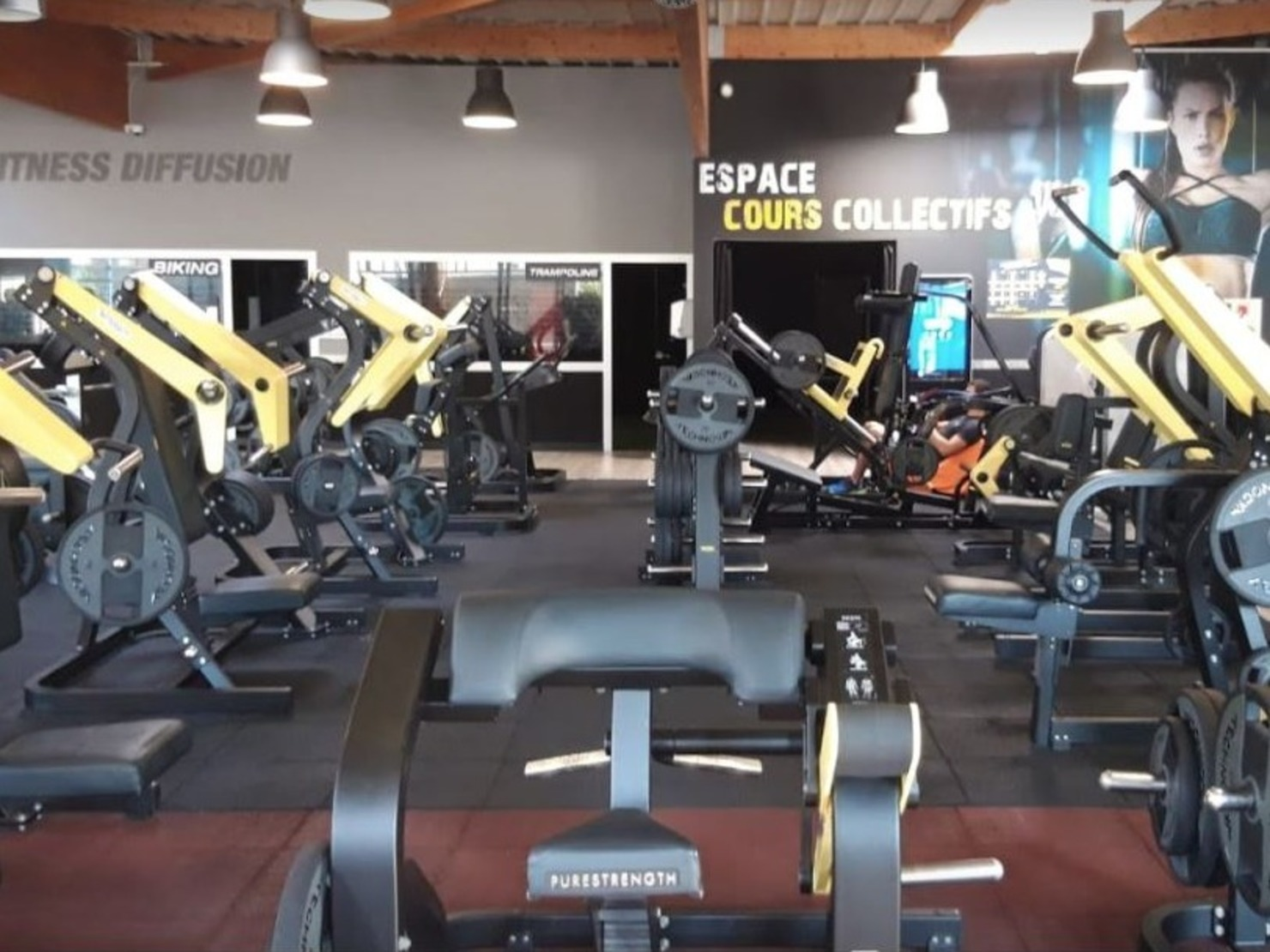 fitness park colmar tarifs avis