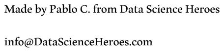 Data Science Heroes