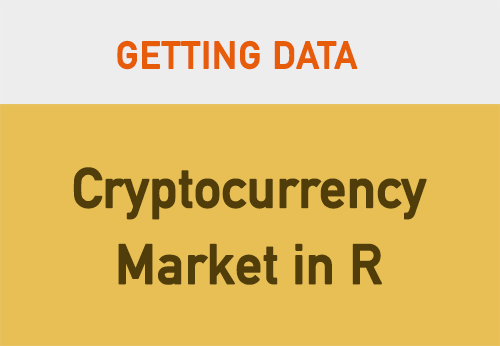 analysing cryptocurrency market in