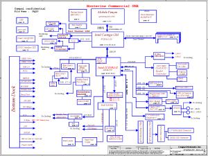Acer TravelMate 6493 Block Diagram | Free Schematic Diagram