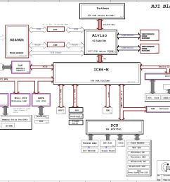 intel ich6 m free schematic diagram intel laptop diagram [ 3255 x 2282 Pixel ]