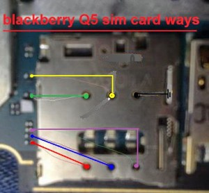 Black Berry Jumper Colection   Free Schematic Diagram
