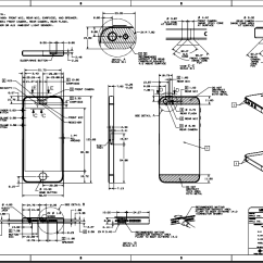Back Of Iphone 4s Diagram Car Tow Bar Wiring Apple 16gb 32gb 64gb Schematics And Hardware Solution 5