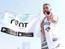 The Latest: Al Ashi's Startup 'Urent' crossed 10k user registrations