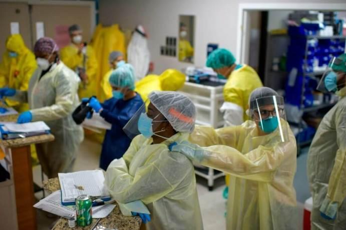 Covid-19 Forces Idaho Hospitals Past Capacity, Toward Crisis