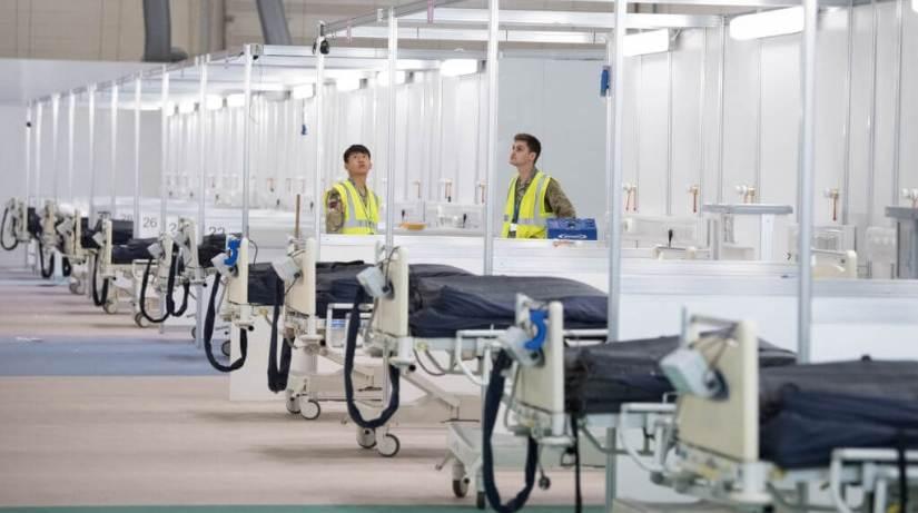 Idaho Hospitals Begin Rationing Healthcare Amid COVID Surge