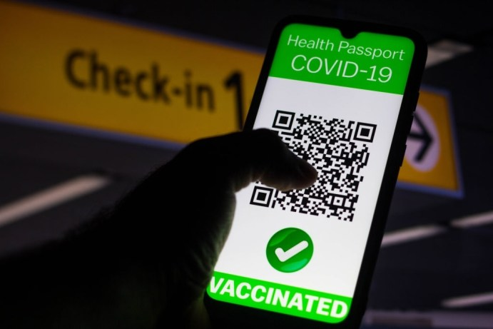 Italy Readies Law To Make Covid Health Pass Mandatory For All Workers