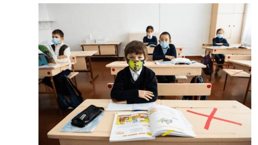 Pandemic-Related School Closures Tied to Mental Health Inequities