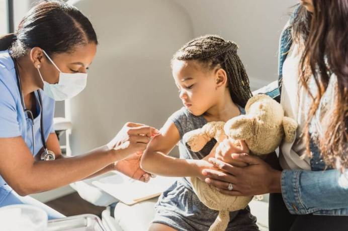 Pfizer, Biontech's Vaccine For Children (5-11), Shown Safe And Efficacious