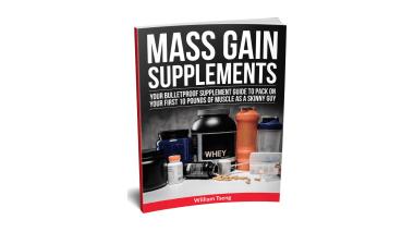 Supplements for mass gain