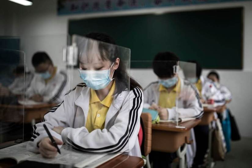 Countries Need Not Wait For Widespread Covid Vaccination Before Reopening Schools