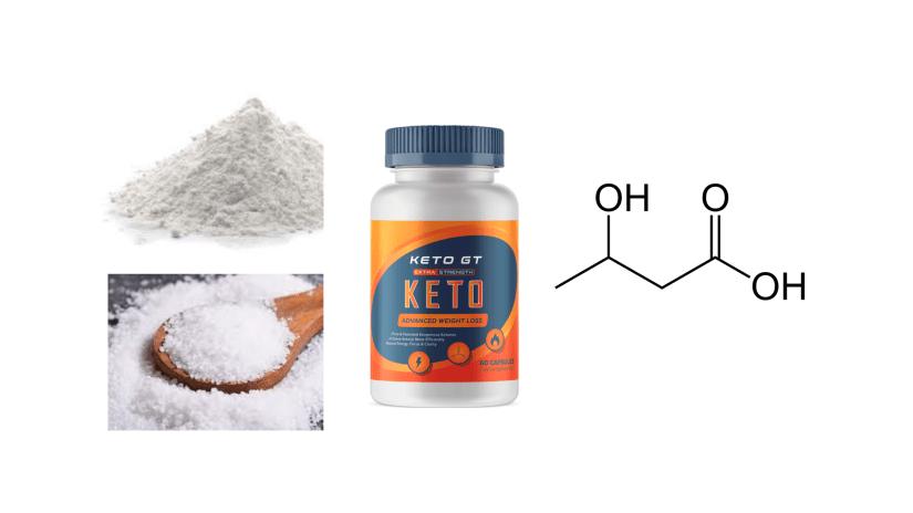Keto GT capsule Ingredients