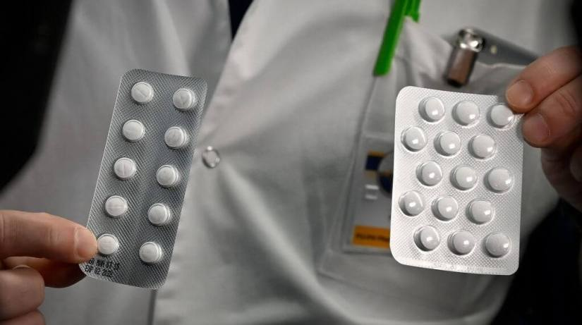 Merck To Seek Fda Ok For Its Covid Pill After Trial Stopped Early