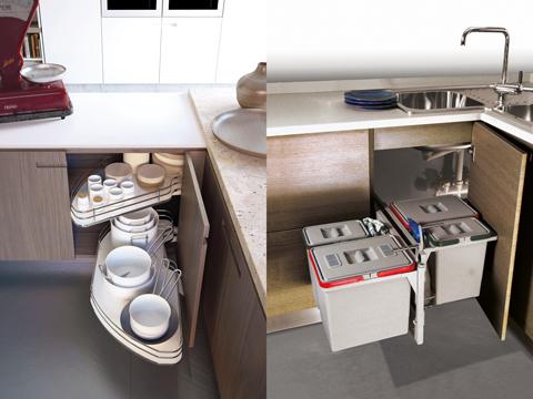 Pattumiera Cucina Design FD62  Regardsdefemmes