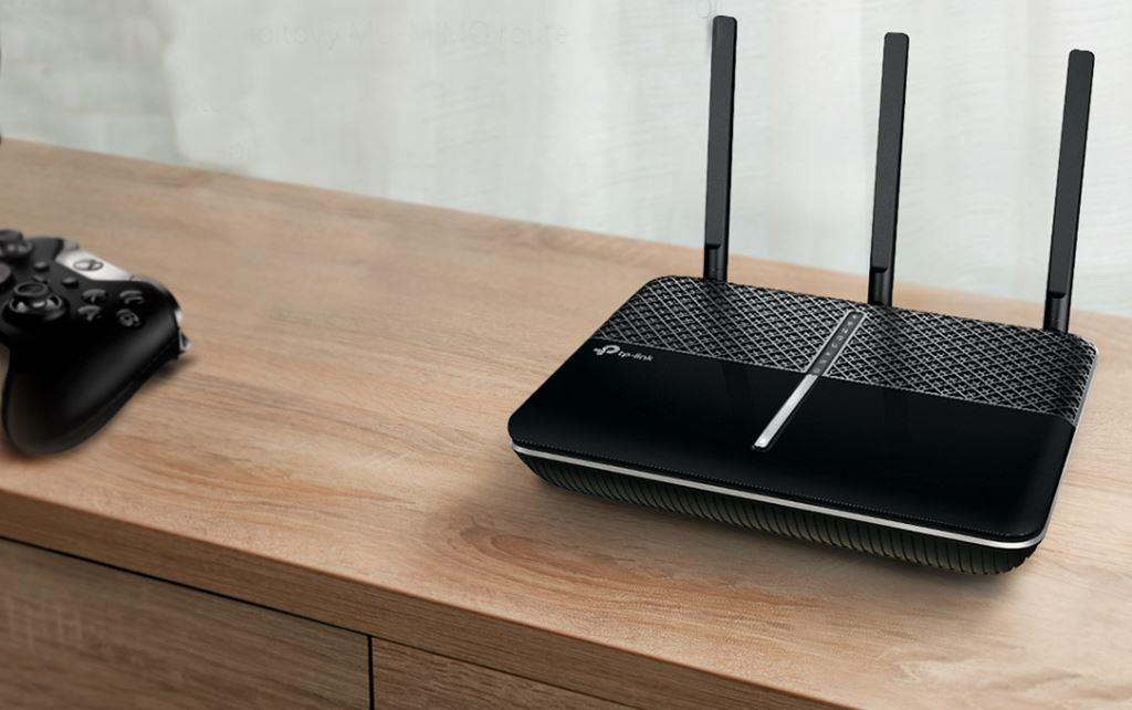 WiFi router TP-Link Archer C2300 AC2300 dual AP. 4x GLAN. 2x USB/ 600Mbps 2.4/ 1625Mbps 5GHz | PENTA.CZ