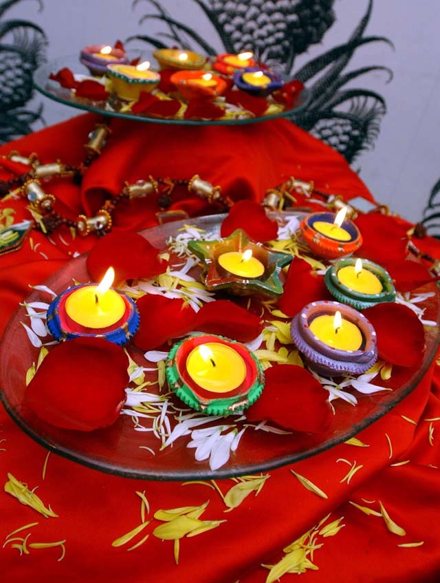 Diwali Decoration At Home