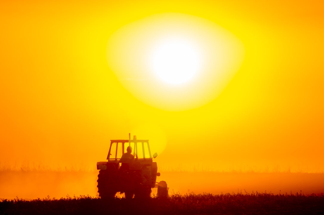 Update: Excessive Heat Warning poses Ag labor dangers