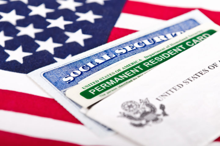 Updated Green Card goes mobile