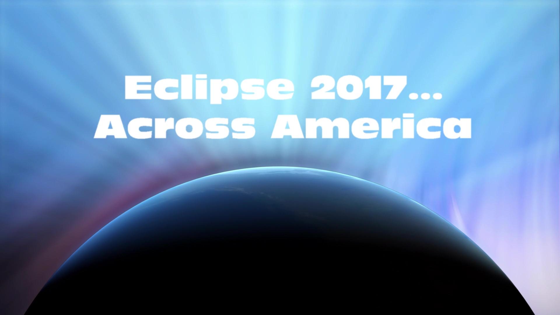 Full solar eclipse wows America
