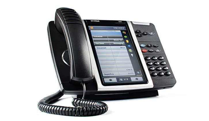Image of a MiVoice5360, a business telephone product offered by DataTel, providing communications services in Boise, Meridian, and Twin Falls, Idaho.