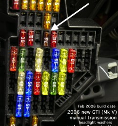 interior led installation problem 06gti fuse block left dash interior lights fuse marked interior led installation problem vw golf mk5 fuse box diagram at  [ 800 x 1067 Pixel ]