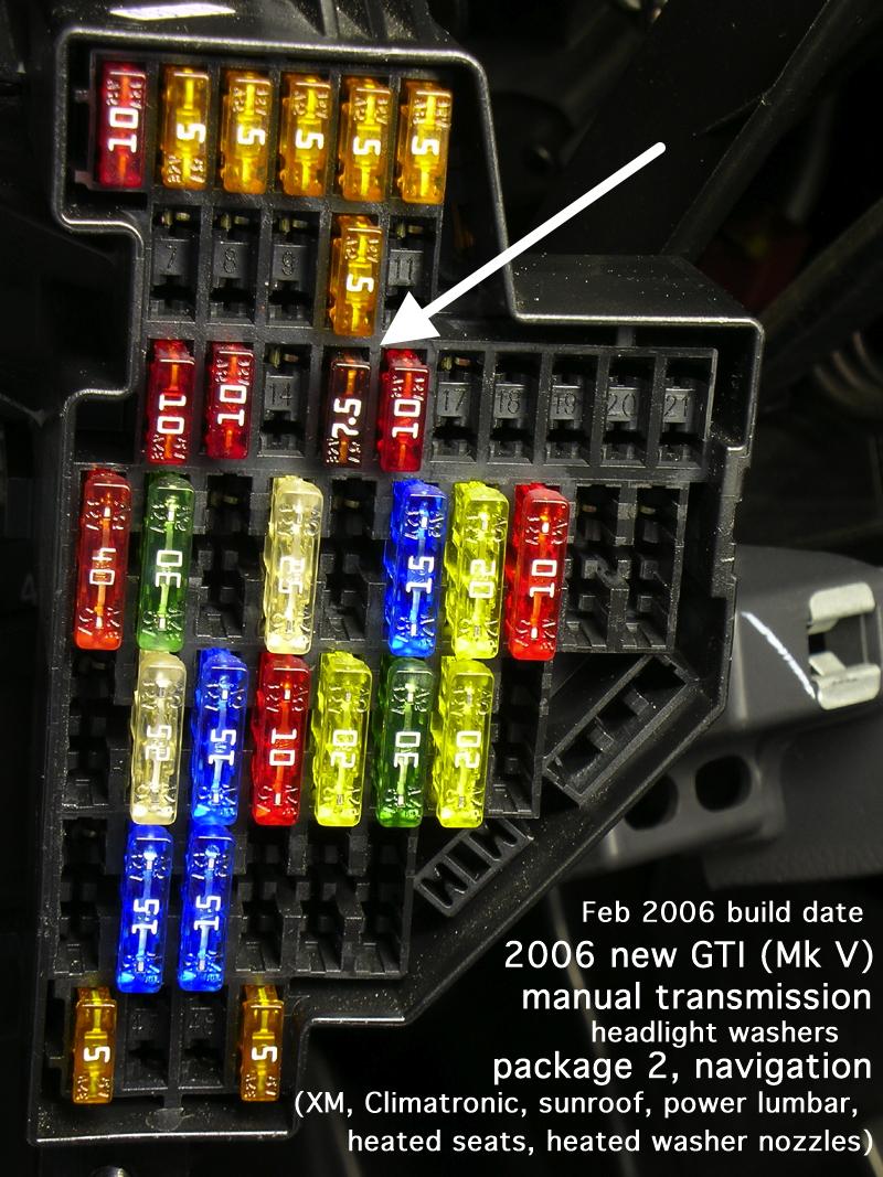 medium resolution of 2007 gti fuse diagram wiring diagram toolbox2007 gti fuse diagram wiring diagram centre 2007 gti fuse