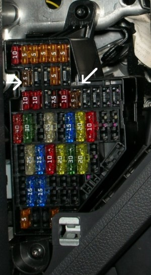 adding a 5A power circuit to Fuse Box C  VW GTI Forum