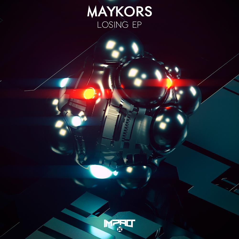 Maykors Losing EP cover