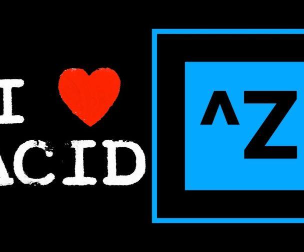 Posthuman - I Love Acid
