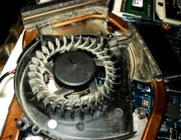Чистка ноутбуков и компьютеров Кривой Рог 9