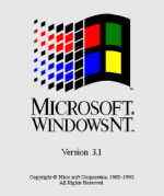 Windows NT 3.1 2