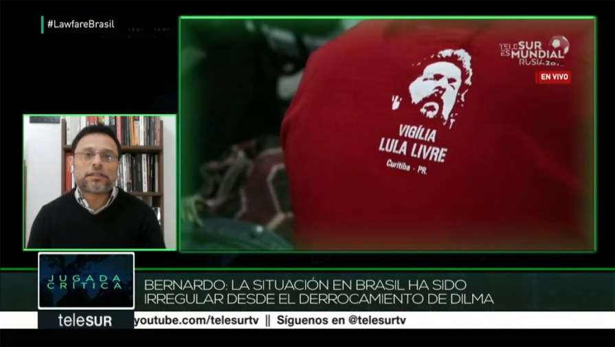 Héctor Bernardo - teleSUR