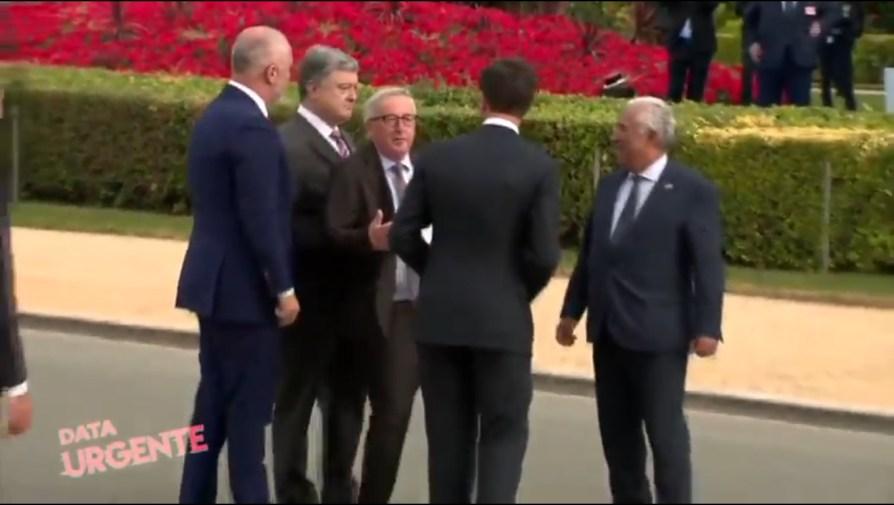 Jean-Claude Juncker UE