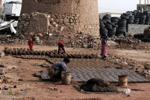 Niñxs yemenies