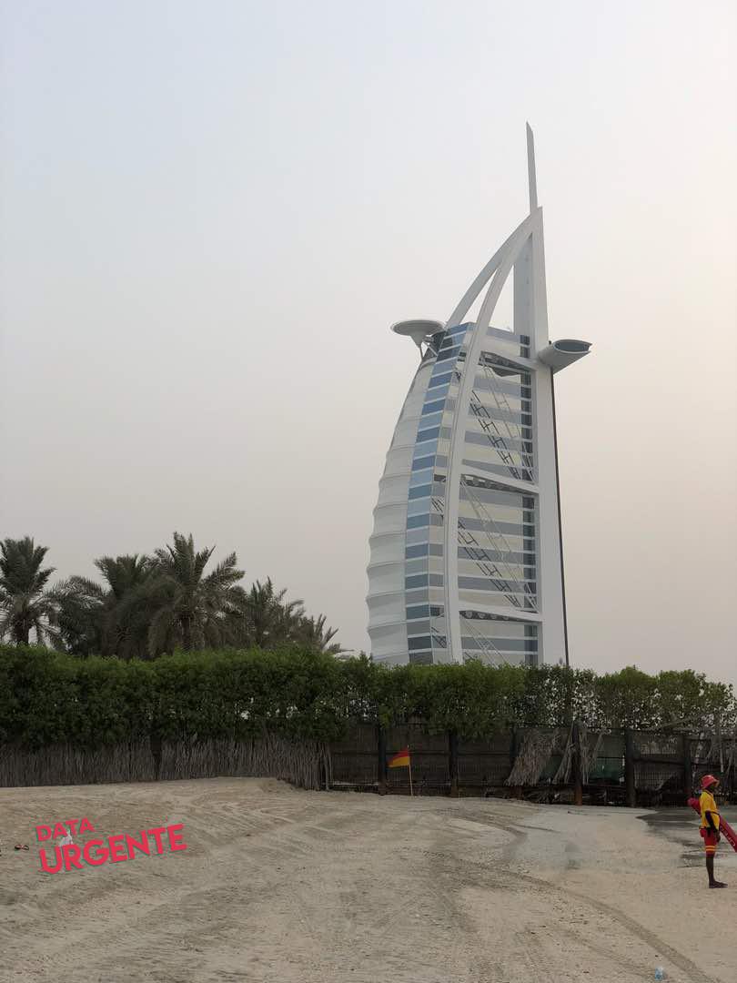 Rascacielo en Dubai