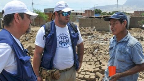 Cascos Blancos en Colombia - Fuente web - Data Urgente