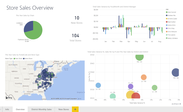 Data Color Reference for Power BI Themes - DataVeld