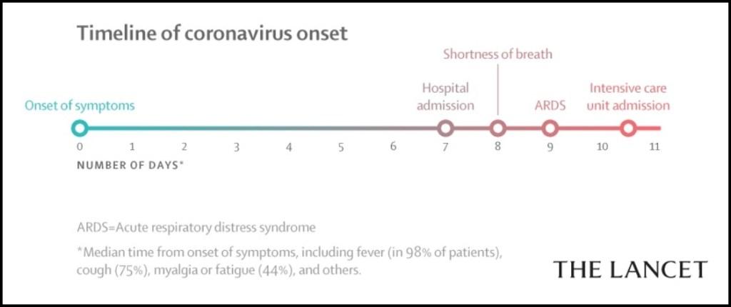 Public Health Infographic: Coronavirsus Timeline | Michael ...