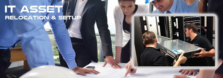 Office IT Movers Dubai