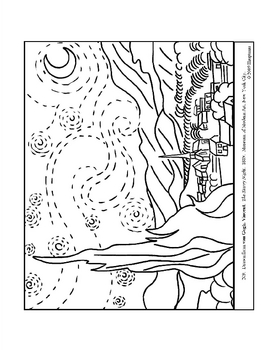 Brancusi, Constantin. Bird in Space. Coloring page