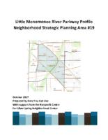 Little Menomonee River Parkway NSP Area 19 FINAL
