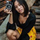 Priscilla Wong, 23 years old, Richmond, Canada