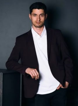 Blaise Hynes, 30 years old, Vancouver, Canada