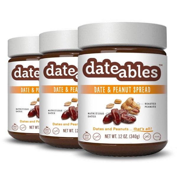 Peanut Date 3 pack