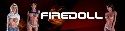 Firedoll frontpage banner