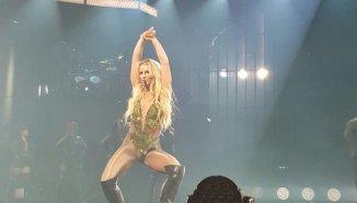 Momento incómodo de Britney