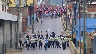 Oficialistas agredieron a opositores