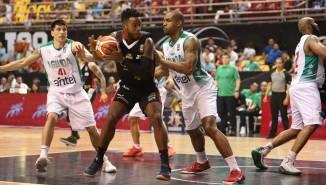Jorge Hernandez Fernandez - Guaros a un paso de final LSB