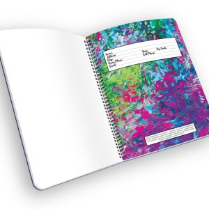 Open planner with owner information page.